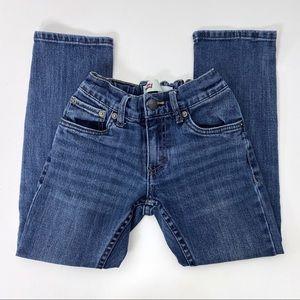 Levi's 511 Slim 8 Regular 24x22 Denim Jeans Medium
